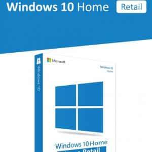 Windows 10 Home Retail 3