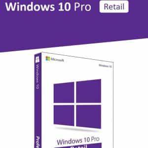 Windows 10 Pro Retail 3